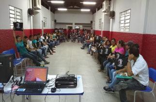Equipe de Educadores da EJA da Escola Senador Ruy Carneiro promove Aulão Inaugural interdisciplinar