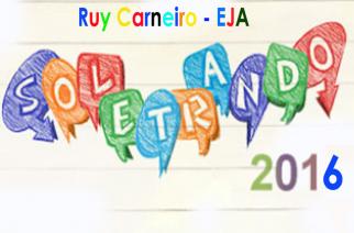 Escola Municipal Senador Ruy Carneiro realiza disputa de Soletrando com alunos de EJA