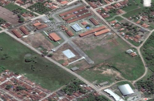 Conheça o Campus IV da UFPB (Litoral Norte)