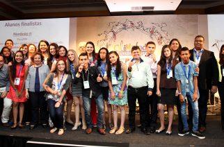 Alzira Lisboa classifica aluno para a fase final da Olimpíada de Língua Portuguesa, em Brasília